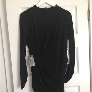 Le Château black dress
